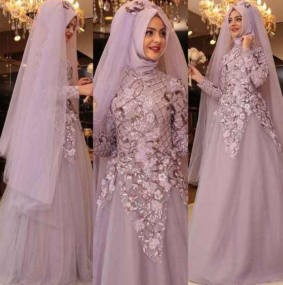 Pınar Şems tesettür abiye modelleri