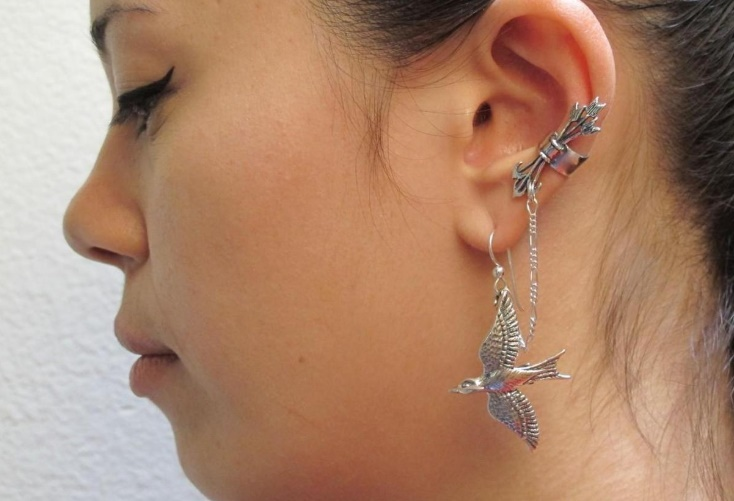 Ear cuff küpe modelleri