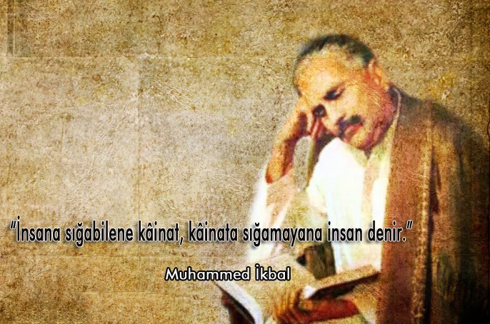 Muhammed İkbal Sözleri