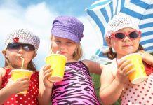 Sıcak havalarda çocuklara dikkat