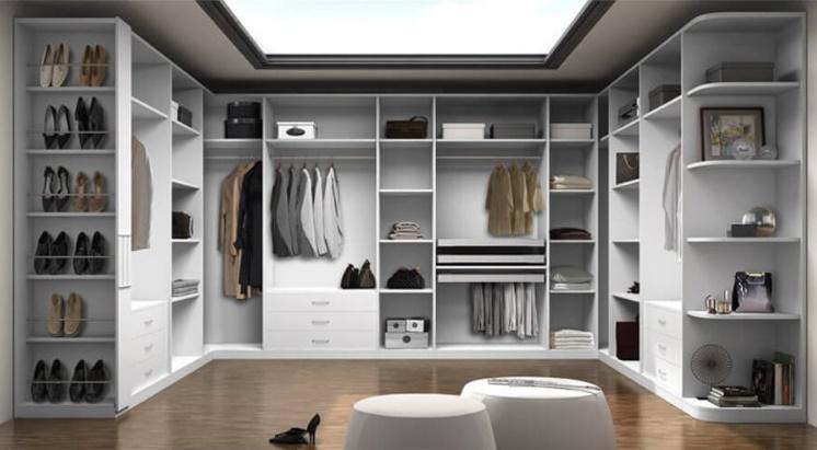 2019 Giyinme Odası Modelleri