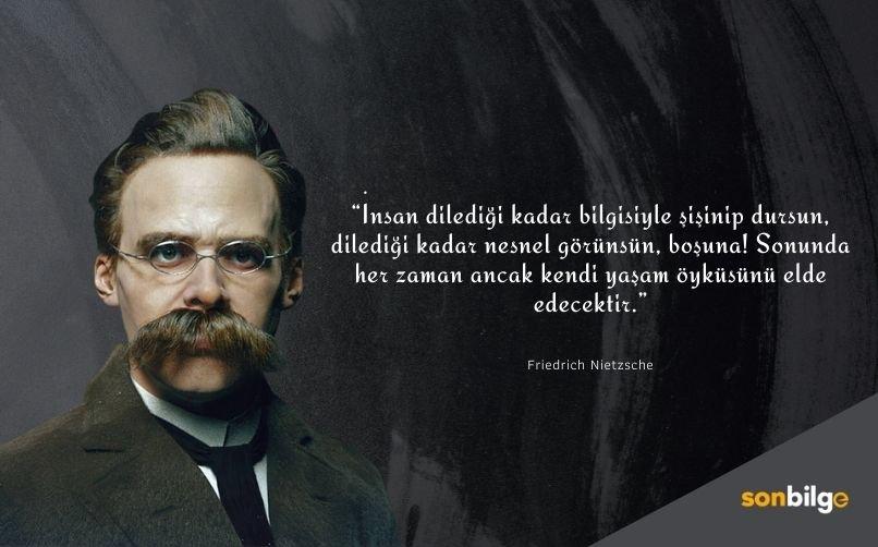 Nietzsche sözleri