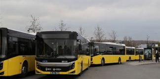 129T Bostancı Taksin Otobüs Hareket Saatleri