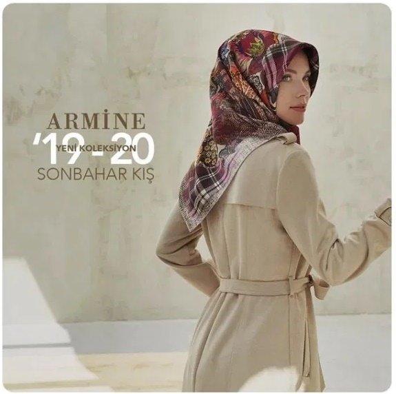 Armine Giyim Pardesü Modelleri 2020