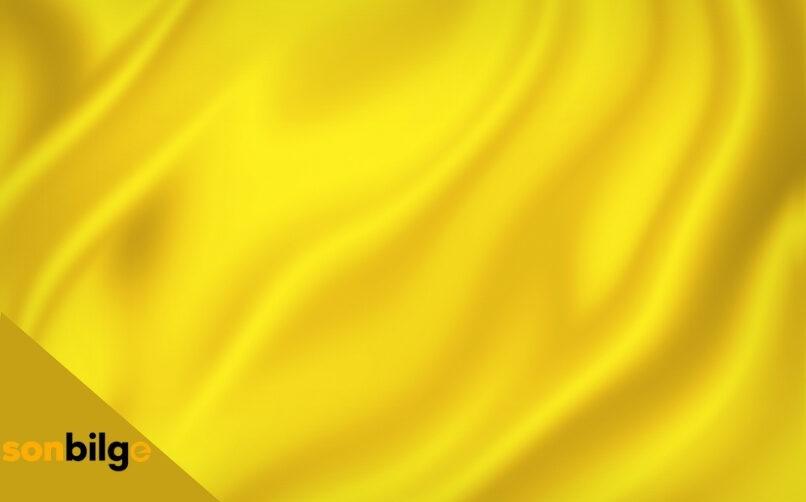 Sarı Renginin Anlamı Nedir?