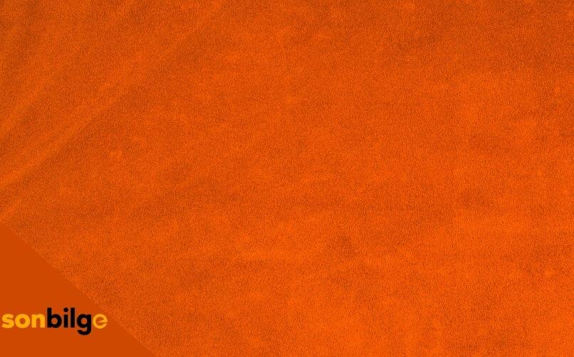 Turuncu Renginin Anlamı Nedir?