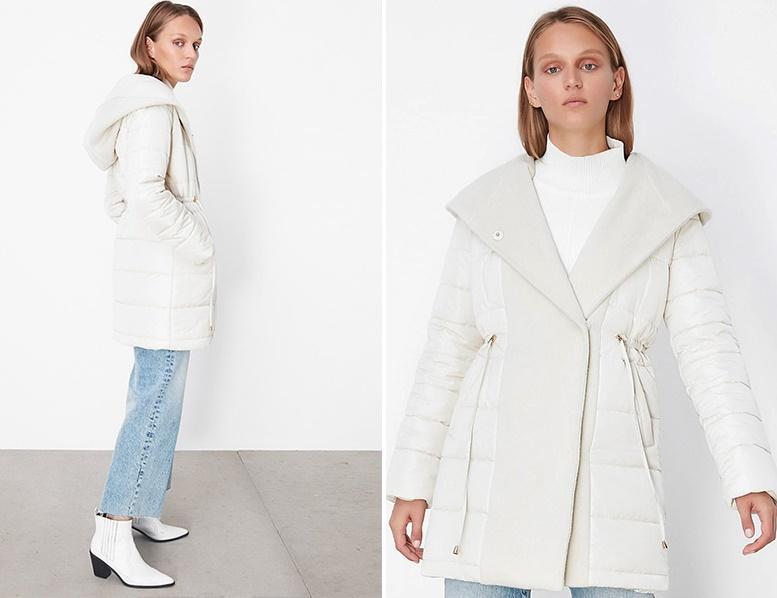 2019-20 Sonbahar/Kış Bayan Şişme Mont Modelleri