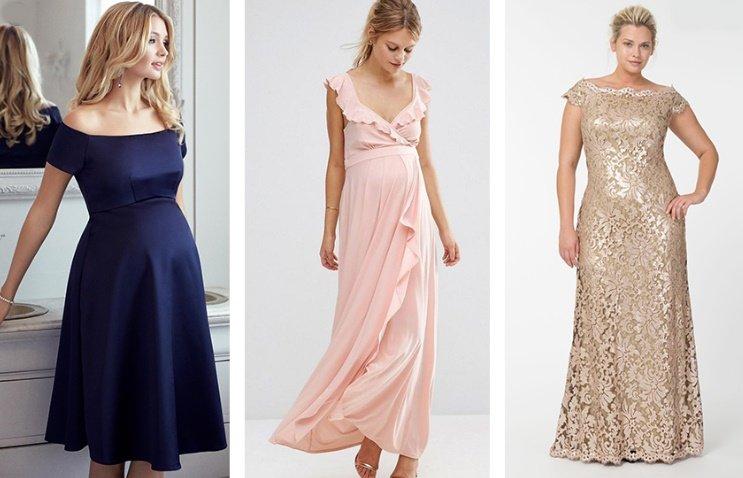 Hamile Giyim Elbise Modelleri 2020