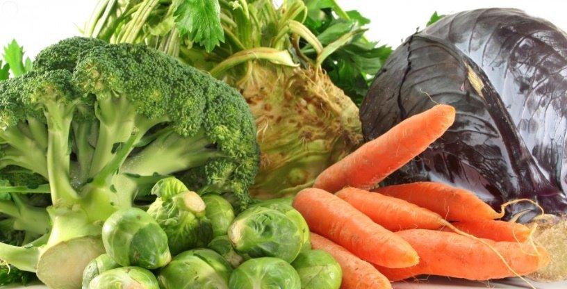 Kış sebzeleri tüketin
