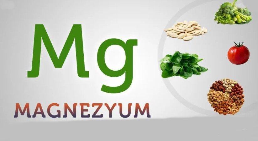Magnezyum nedir? Magnezyum nelerde bulunur?