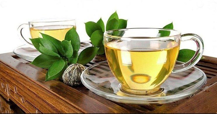Yeşil çay tüketin