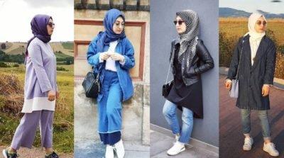 Kış Mevsimi için Tesettür Kıyafet Önerileri