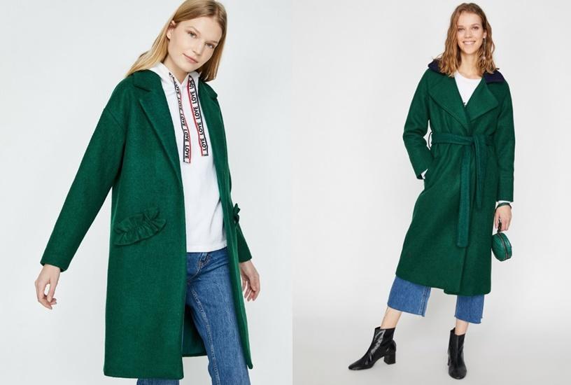 Kışlık bayan ceket modelleri