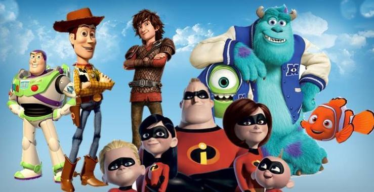 En Eğlenceli Animasyon Filmler