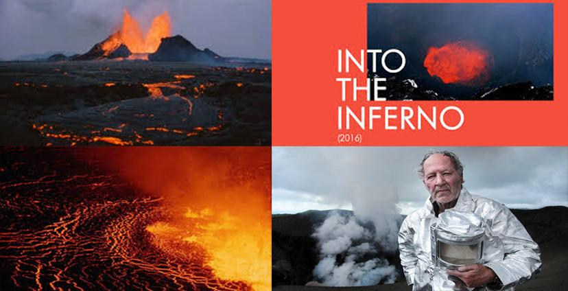 Into The Inferno Belgeseli