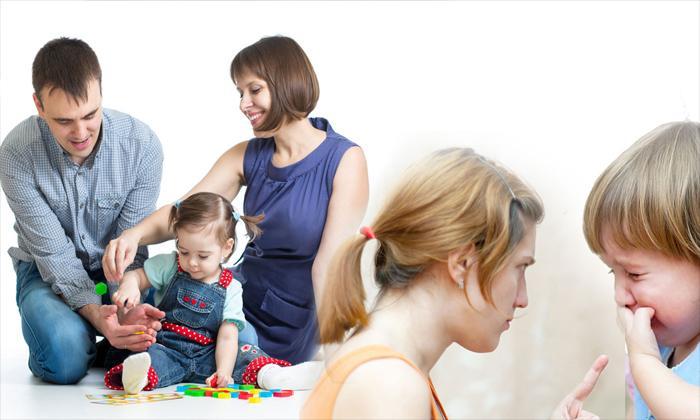 Ebeveynlerin çocuklar arasında ayrım yapması