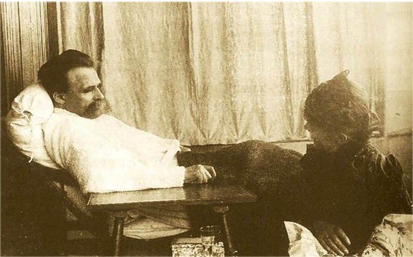 Nietzsche'nin Hastalığı ve Ölümü
