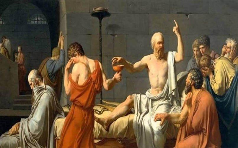 Sokratesin Ölümü: Baldıran Zehri
