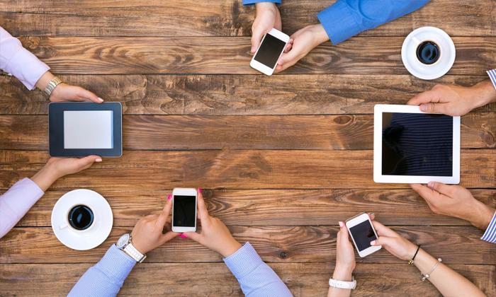 Teknolojik aletlerden uzak durmak