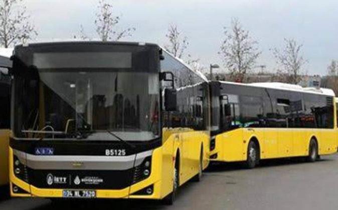 1 Kirazlıtepe Acıbadem Kadıköy Otobüs Durakları ve Güzergâhları