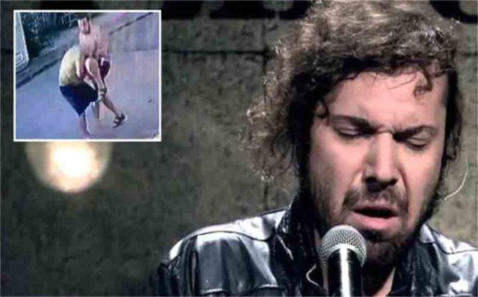 Yaşlı Adamı Darp Eden Ünlü Şarkıcı Halil Sezai Tutuklandı!