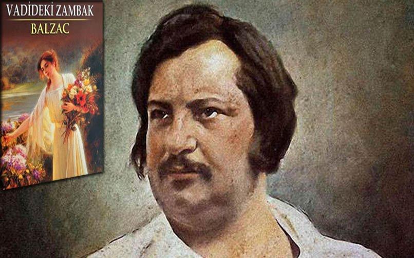 Vadideki Zambak - Honoré de Balzac