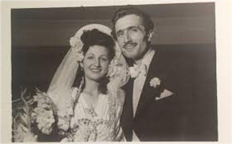 Özdemir Asaf Aşkı ile Evlendi