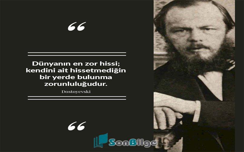 Dostoyevski suç ve cezadan alıntılar