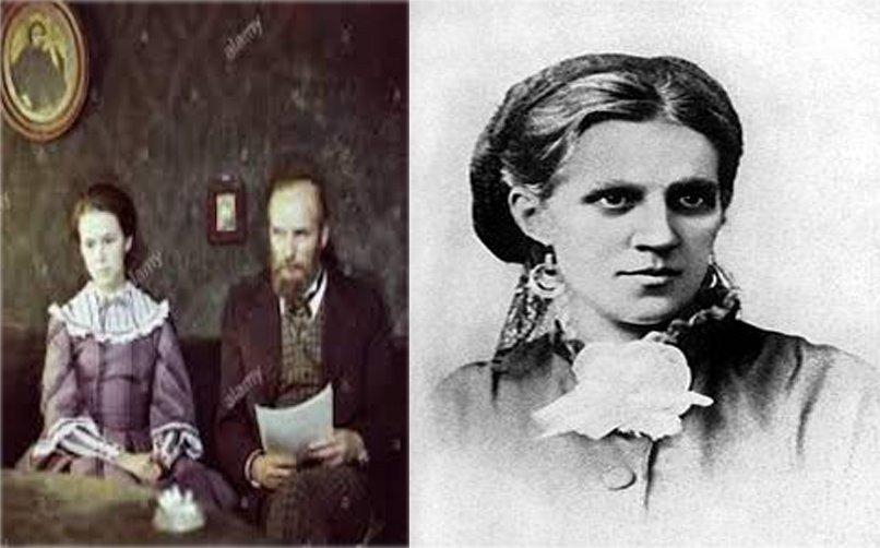 """Dostoyevski'nin Büyük Aşkı """"Anna"""""""