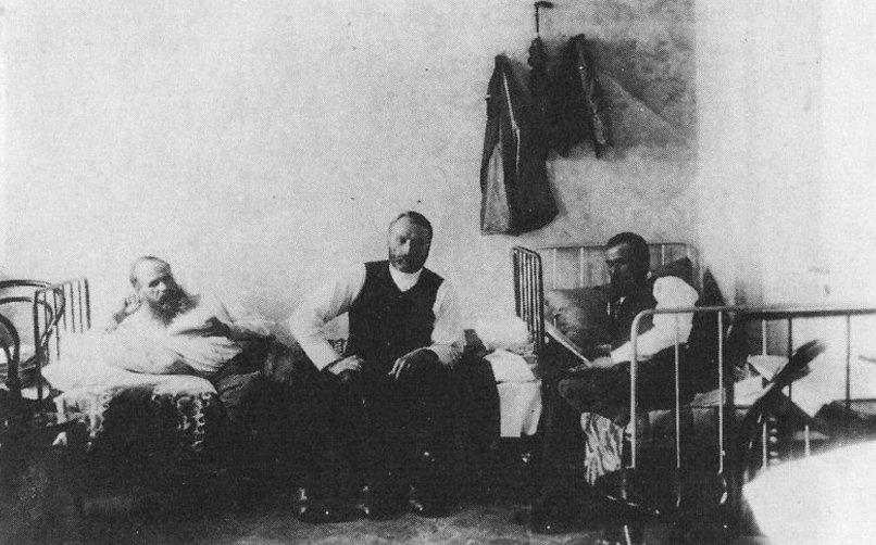 Dostoyevskinin Hapishane Yılları