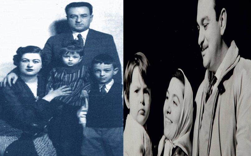 Oğuz Atay ve Ailesi