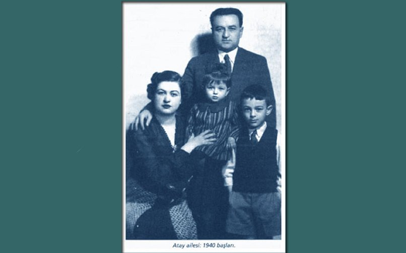 Oğuz Atay'ın Aile Hayatı