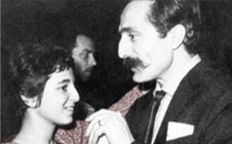 Özdemir Asaf kızı ile anısı
