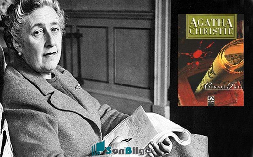 Agatha Christie Cinayet ilanı