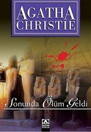 Agatha christie sonunda ölüm geldi