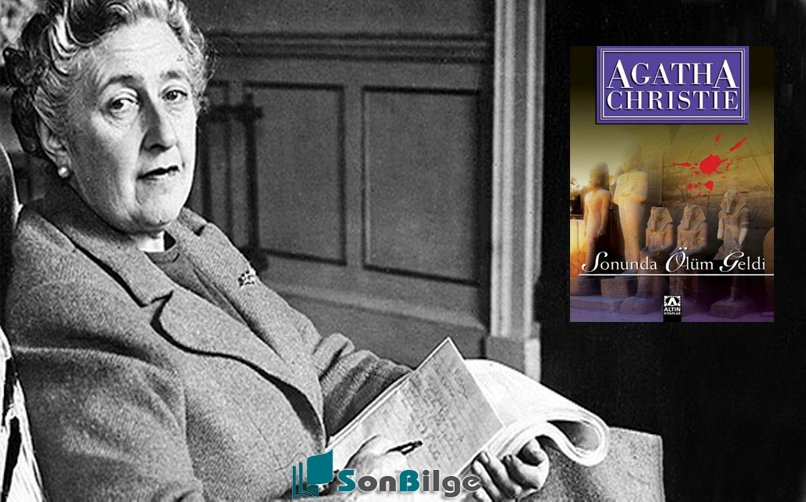 Sonunda Ölüm Geldi – Agatha Christie (Altın Kitaplar Yayınevi)