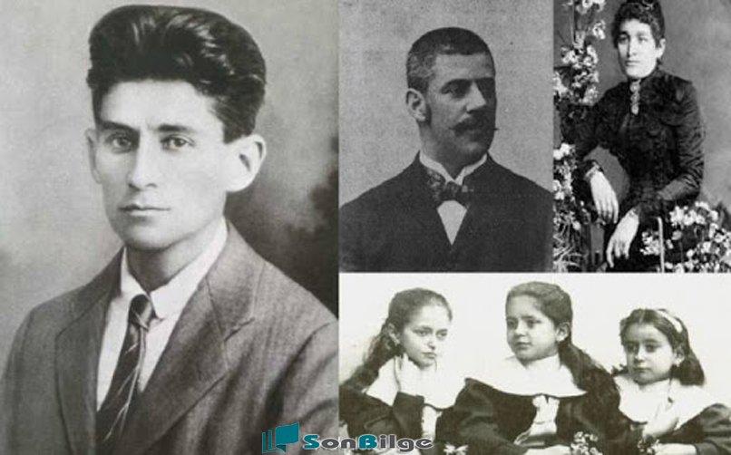Franz Kafka'nın Çocukluğu ve Hayatı
