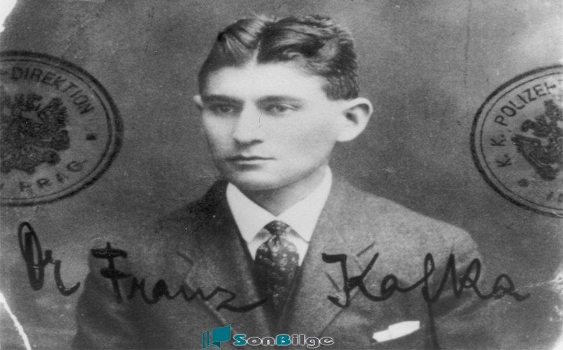Franz kafkanın edebi kişiliği