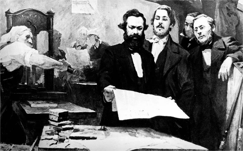 Karl Marx'ın Hegelci Görüşü