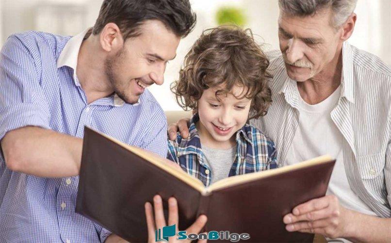 Kitap okumanın çocuklara faydaları