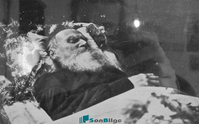 Lev Nikolayeviç Tolstoyun ölümü