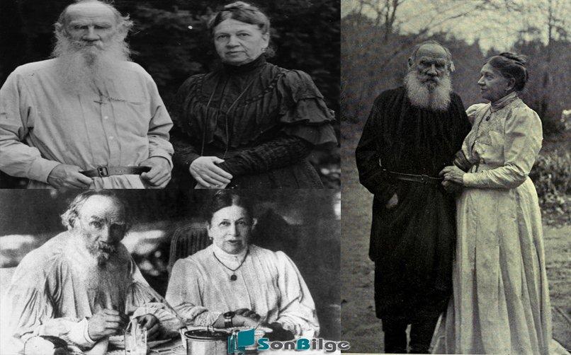 Lev tolstoy'un Sofyay'la evliliği