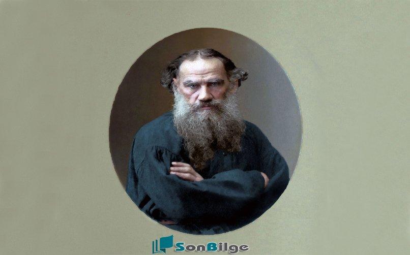 Rus edebiyatının öncü ismi lev tolstoyun yükselişi