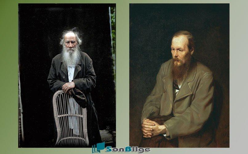 Tolstoy ve dostoyevski tanışıyorlar mıydı