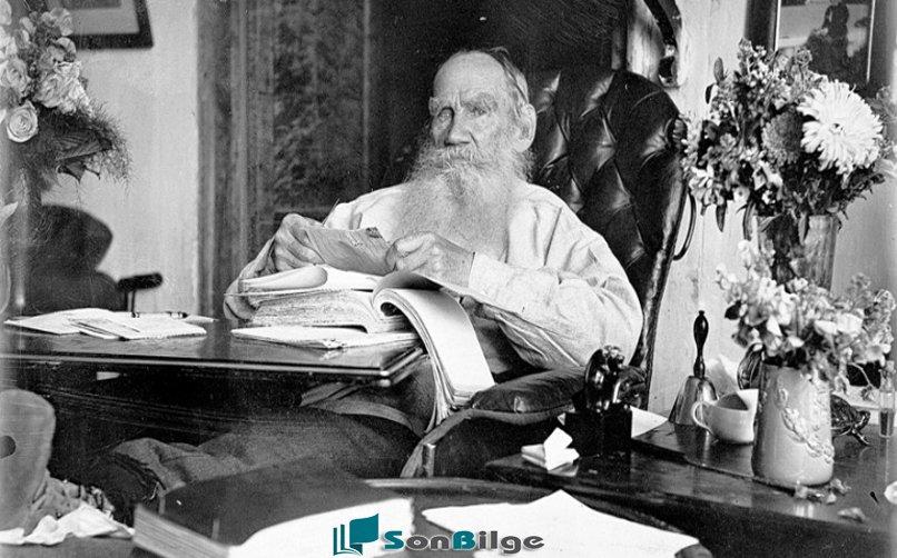 Tolstoy'un çocukluk yılları