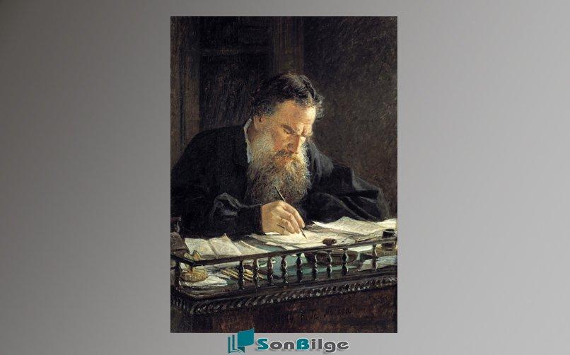 Tolstoy'un edebi kişiliği