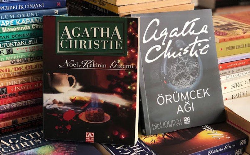Agatha Kitap