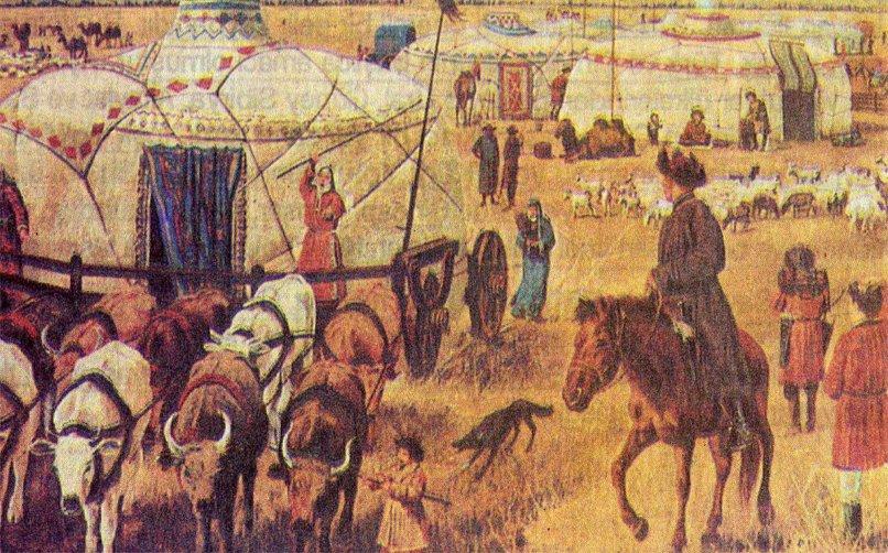 Göçebe Türk Kültürü Nasıl Ortaya Çıktı