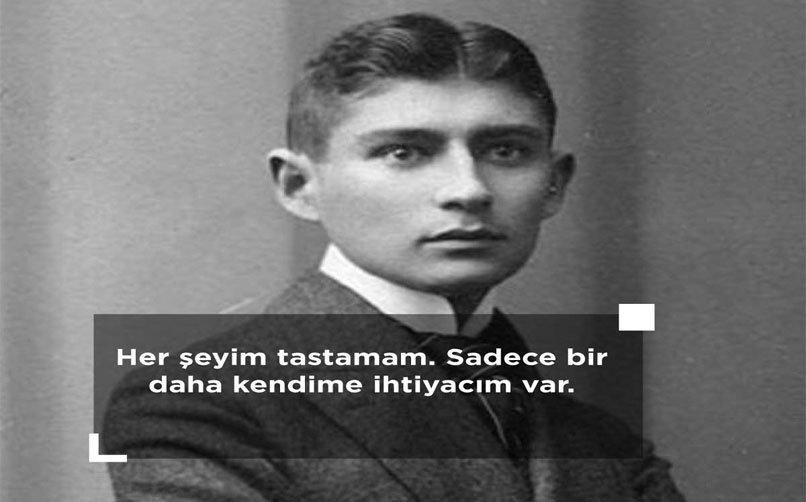 Kafka sözleri