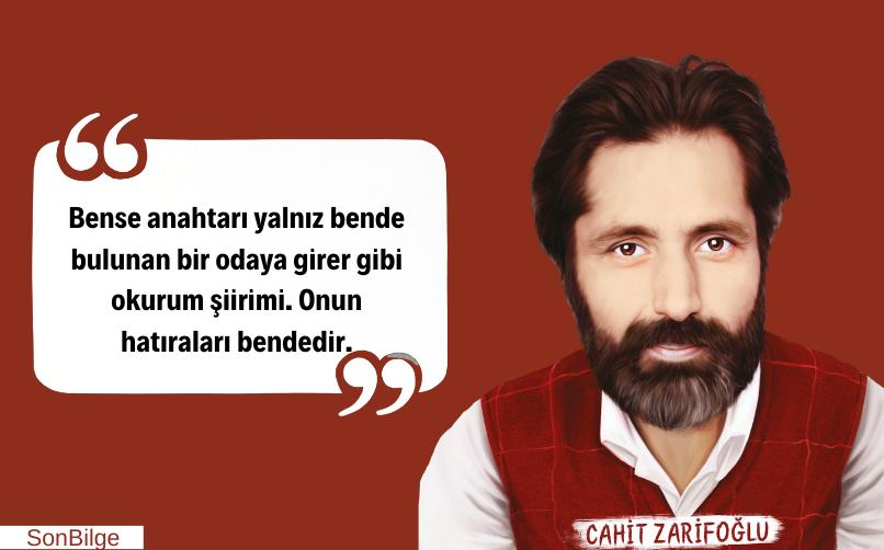 Cahit Zarifoğlunun en çok aranan 10 sözü